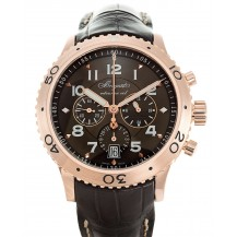 Breguet Type XXI Rose Gold Ref. 3810BR Like New FULL SET