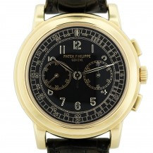 Patek Philippe Chronograph Yellow Gold Ref. 5070J FULL SET