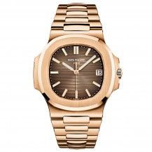 Patek Philippe Nautilus Rose Gold Ref. 5711/1R FULL SET