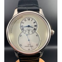 Jaquet-Droz Grande Ovale White Gold Ivory Limited Edition 88 Pieces