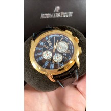 Audemars Piguet Millenary Chronograph Rose Gold Ref. 26145OR BOX & EXTRACT