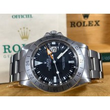 "Rolex Explorer II ""Mc Queen"" MK4 Ref. 1655 FULL SET"
