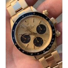 Rolex Daytona Yellow Gold Ref. 6263 FULL SET